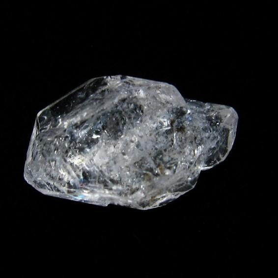 ハーキマーダイヤモンド 水晶 原石  171-2417