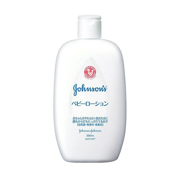 J&J)ベビーローション無香料[西松屋]