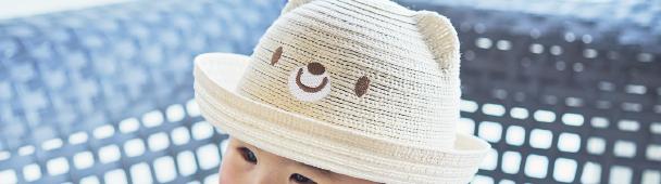 ミトン・帽子・授乳用スタイ・靴下