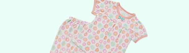 ベビー服 パジャマ 女の子(70-95cm)