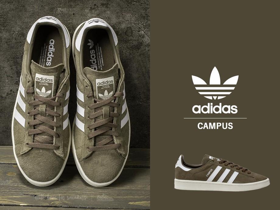 アディダス キャンパス adidas originals スニーカー CAMPUS メンズ CQ2081 靴 ブラウン 12/15 新入荷