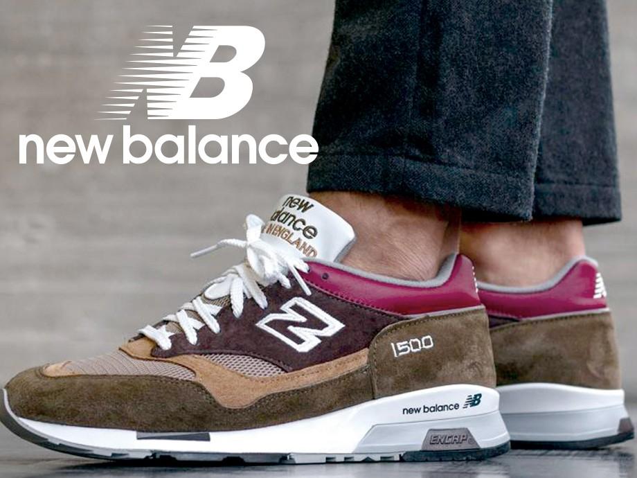 ニューバランス 1500 メンズ new balance スニーカー M1500GBG Dワイズ MADE IN UK 靴 ブラウン [12/6 新入荷]