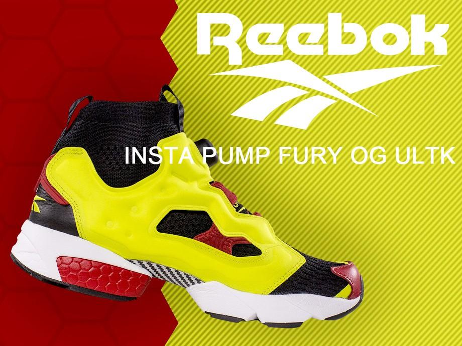 リーボック ポンプフューリー スニーカー  Reebok INSTA PUMP FURY OG ULTK  BS6367 メンズ レディース 靴 ブラック