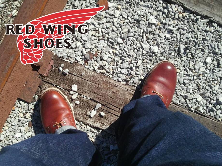 レッドウィング RED WING アイリッシュセッター ブーツ 6INCH ROUND TOE  6インチ ラウンド トゥ Dワイズ  9105 カッパー  メンズ