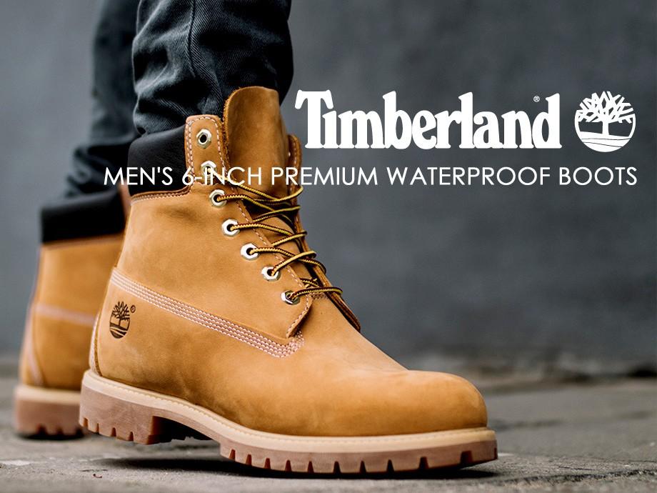 ティンバーランド 6インチ メンズ Timberland ブーツ プレミアム ウォータープルーフ 10061  6INCH PREMIUM WATERPROOF BOOTS