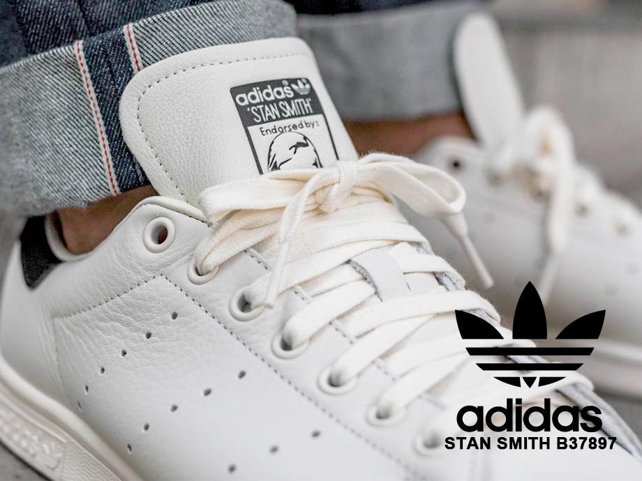 アディダス オリジナルス スタンスミス adidas Originals スニーカー STAN SMITH メンズ レディース B37897 ホワイト [6/20 新入荷]