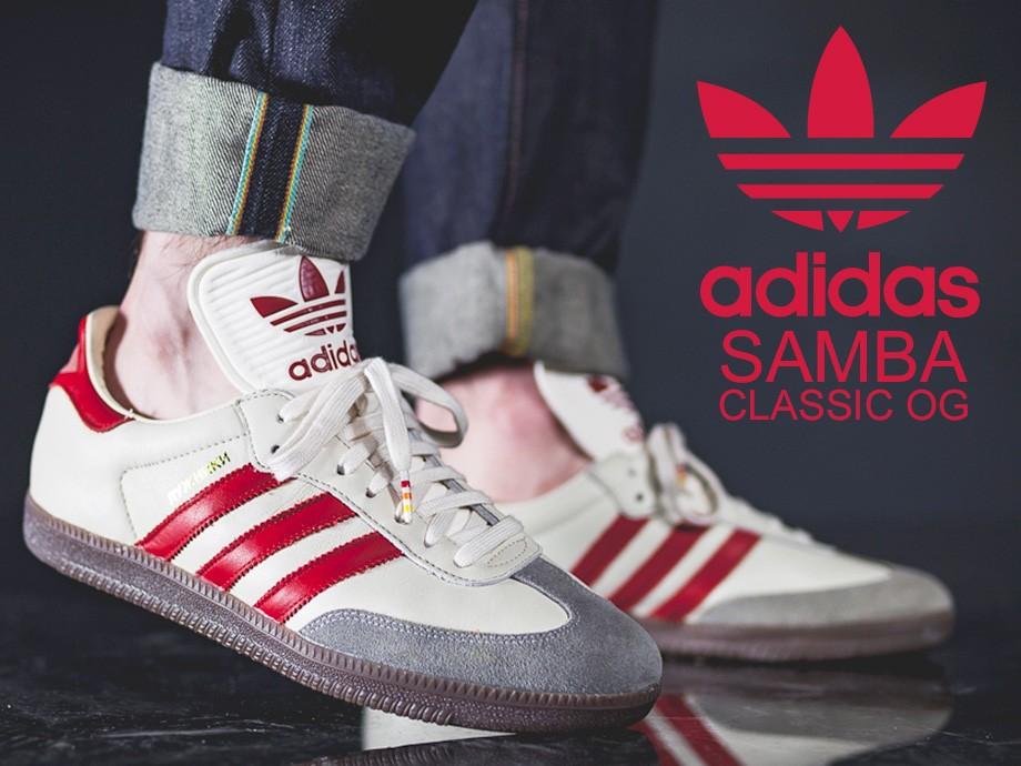 アディダス オリジナルス サンバ adidas Originals スニーカー SAMBA CLASSIC OG メンズ CQ2216 ホワイト [5/21 新入荷]