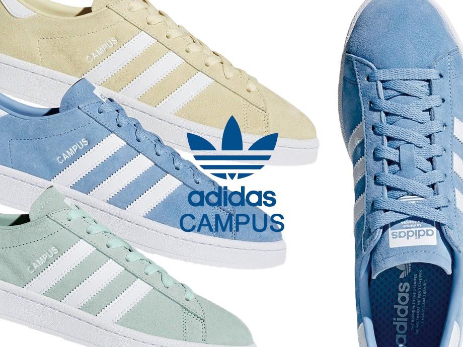 アディダス オリジナルス キャンパス adidas Originals スニーカー CAMPUS メンズ B37847 グリーン [予約商品 7/19頃入荷予定 新入荷]