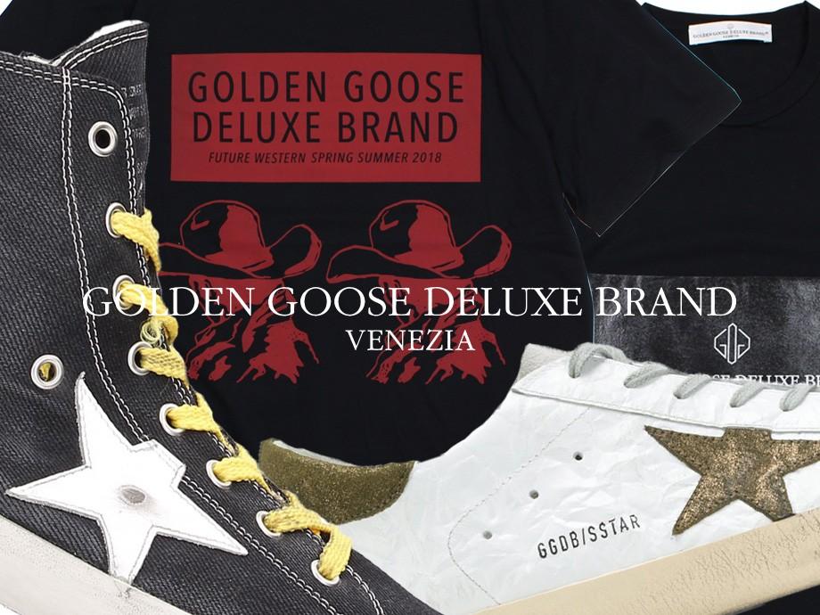 Golden Goose Deluxe Brand ゴールデングース