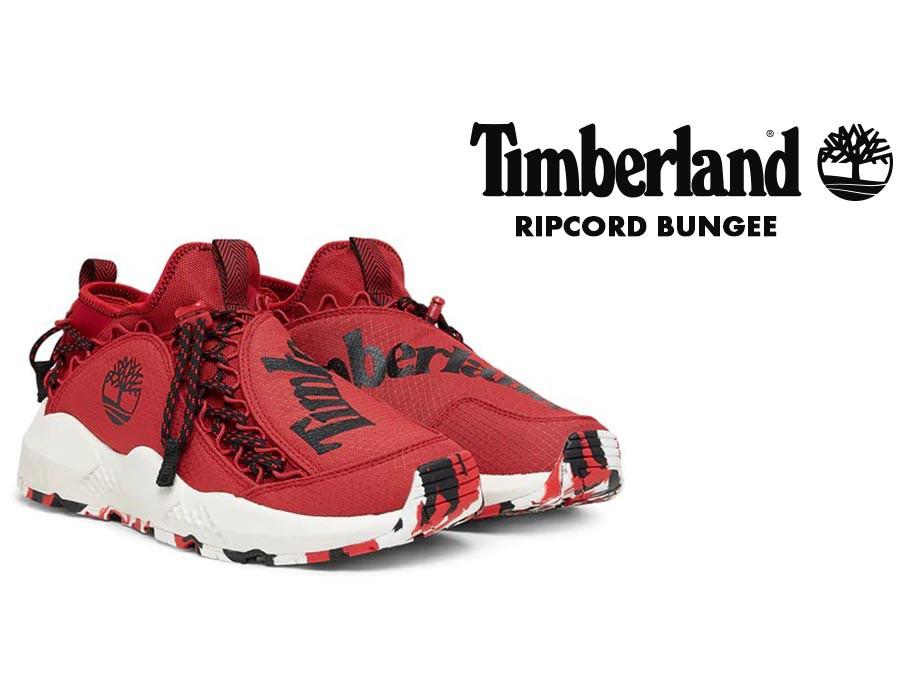 ティンバーランド Timberland スニーカー スリッポン リップコード バンジー メンズ RIPCORD BUNGEE A1UWE
