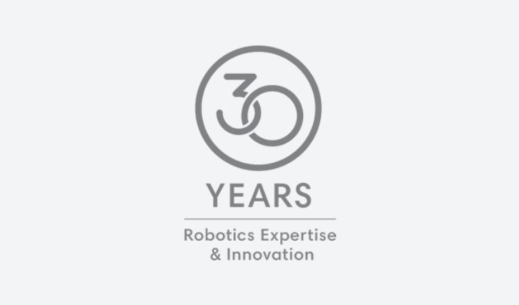 30years Robotics Expertise & Innovation