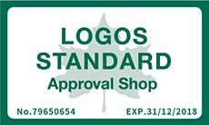 ロゴス正規販売店ロゴ