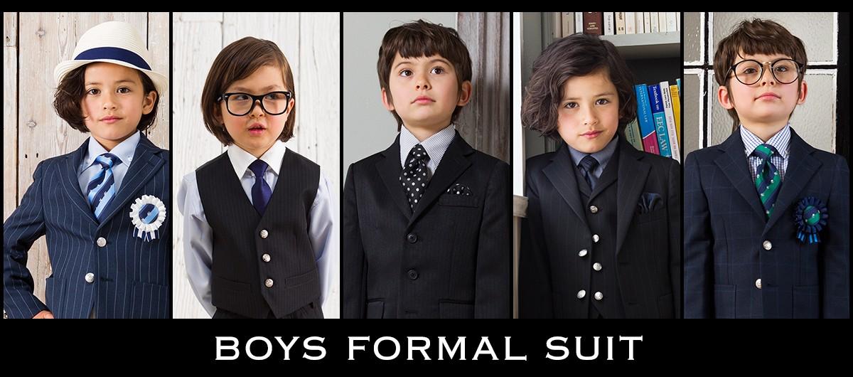 男児入学スーツ