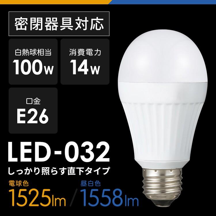 LED電球 LED-032
