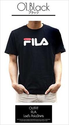 送料無料 FILA フィラ Tシャツ
