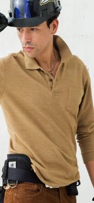 バートルBURTLE 505 長袖ポロシャツ