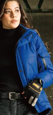 バートルBURTLE 7510 防寒ジャケット(大型フード付)