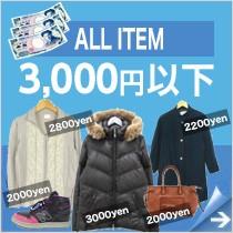 3,000円以下