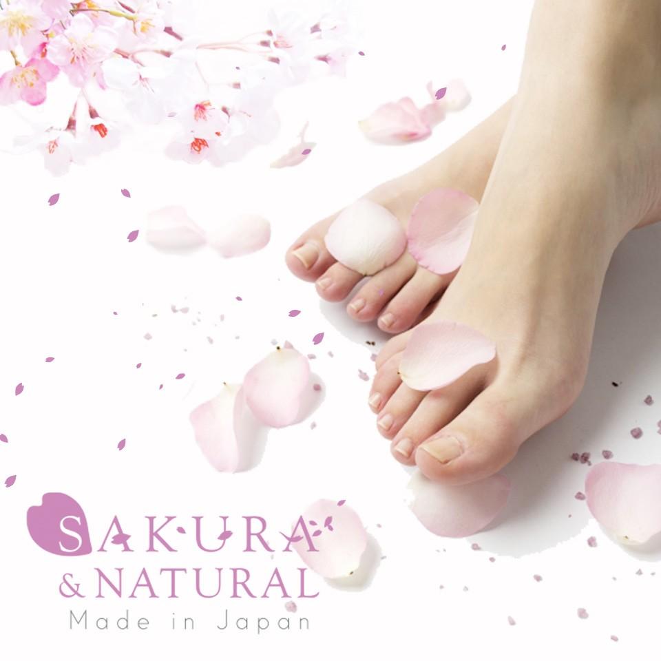 ワックス脱毛用品ブランドSAKURA&NATURAL Made in Japan