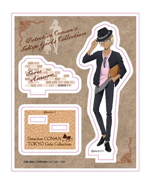 名探偵コナン 名探偵コナン×東京ガールズコレクション アクリルスタンド(安室透/等身)