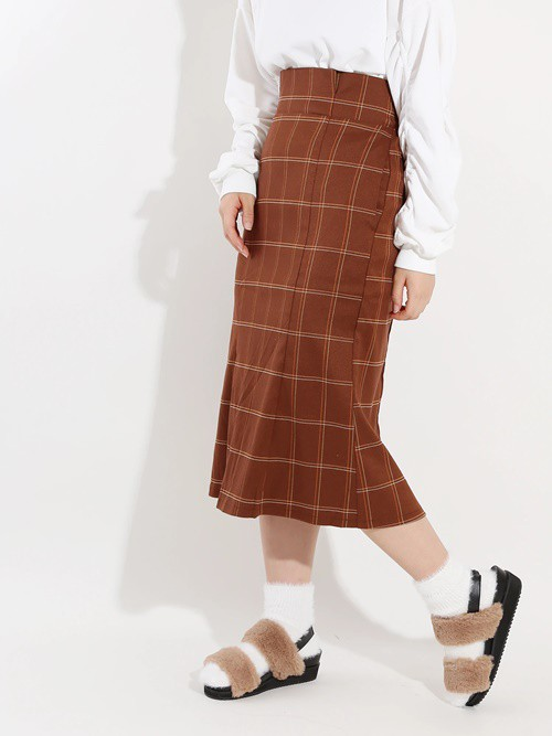WEGO ウインドペンマーメイドスカート