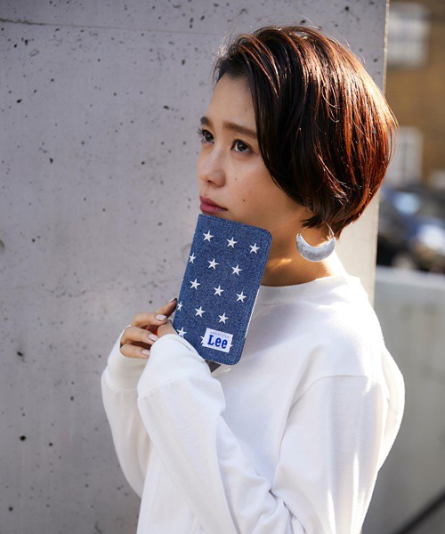 SMIRNASLI 【LEE×SMIRNASLI】Star MobileCase X