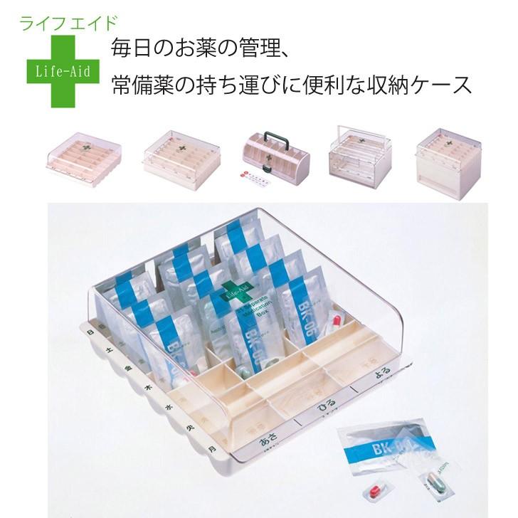 薬ケース・くすり整理キープケース