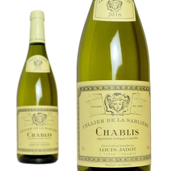 シャブリ セリエ・ド・ラ・サブリエール 2017年 ルイ・ジャド 正規 750ml (フランス ブルゴーニュ 白ワイン)