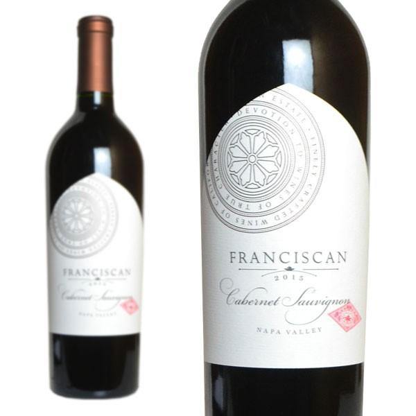 フランシスカン カベルネ・ソーヴィニヨン ナパ・カウンティ 2016年 750ml (アメリカ カリフォルニア 赤ワイン)
