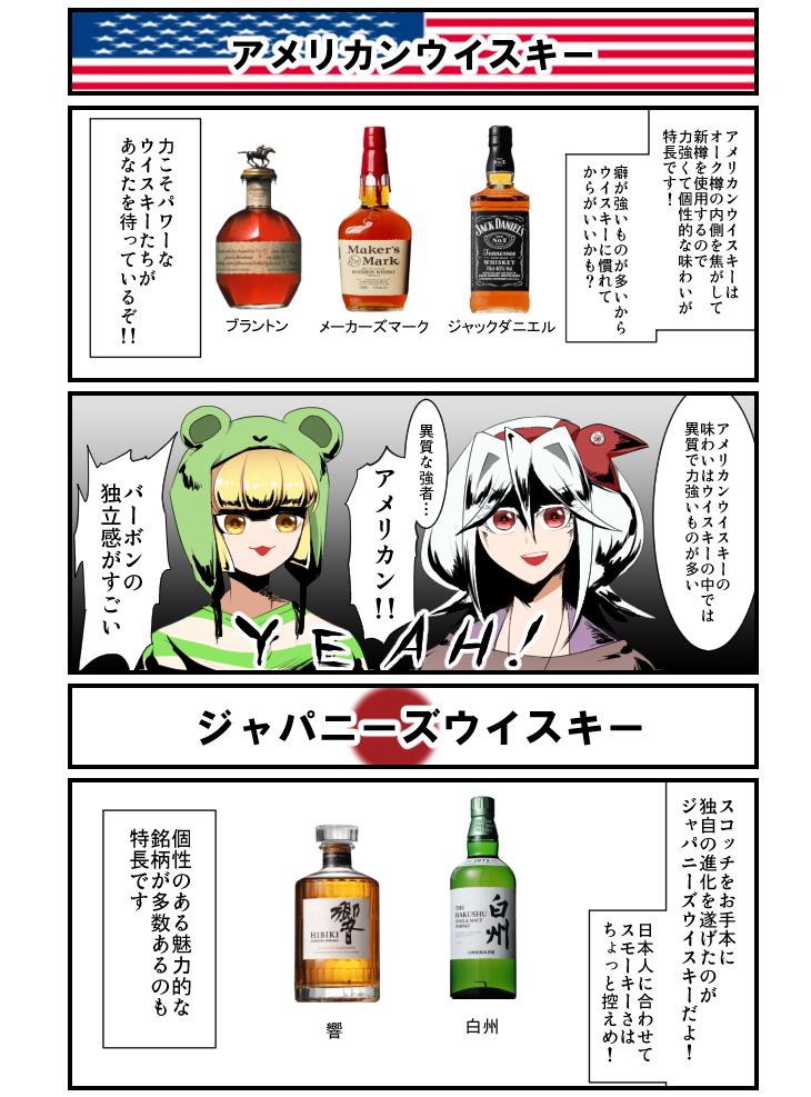アメリカンウイスキー