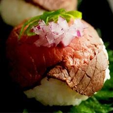 ローストビーフ肉巻き