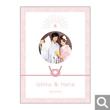 結婚内祝・引出物用オリジナル化粧箱【M-SDO】