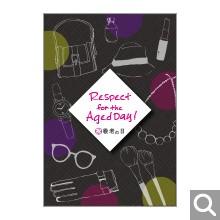 季節のイベント用メッセージカード【MIF-13】
