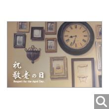季節のイベント用メッセージカード【MIF-14】