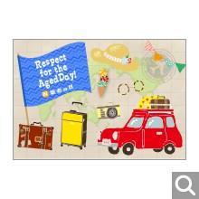 季節のイベント用メッセージカード【MIF-16】