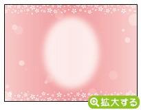 各種内祝用のし紙【A-6 かがやき桜】