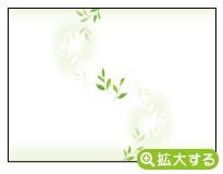 各種内祝用のし紙【U-6 萌黄】