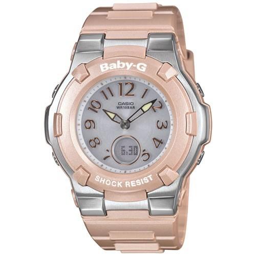BABY-G カシオ ベビーG Tripper トリッパー 電波 ソーラー 電波時計 腕時計 レディース アナデジ ピンク BGA-1100-4BJF