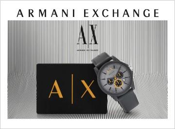 A|X アルマーニ エクスチェンジ