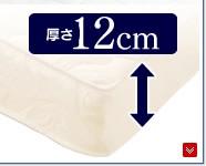 厚さ12cm