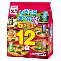 株式会社永谷園 永谷園 みそ汁太郎 12食 ×5個【イージャパンモール】