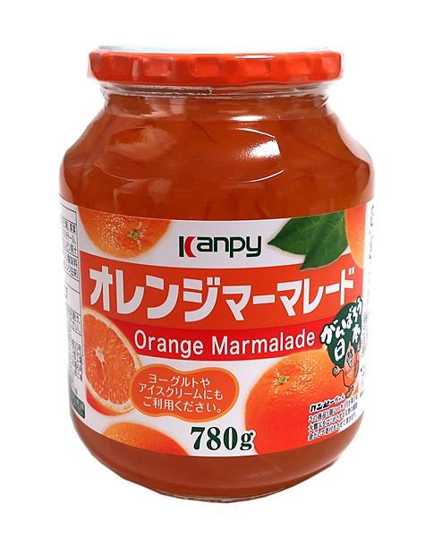 加藤産業 カンピー オレンジマーマレード ×6個【イージャパンモール】