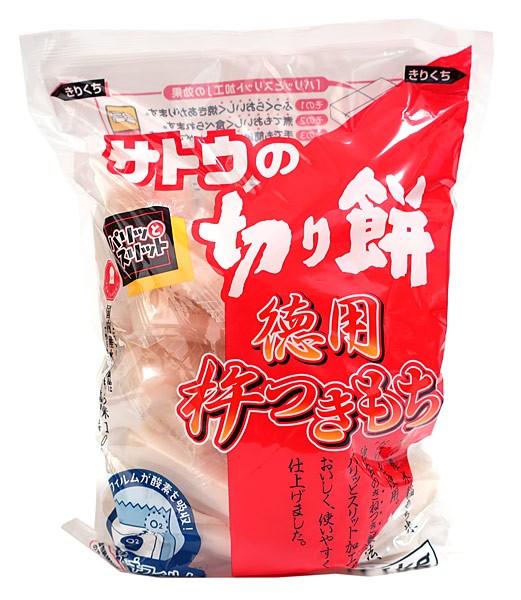 佐藤食品 徳用杵つき餅 角もち ×10個【イージャパンモール】