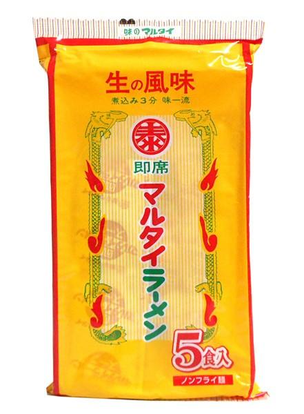 マルタイ マルタイラーメン 5食入り ×12個【イージャパンモール】