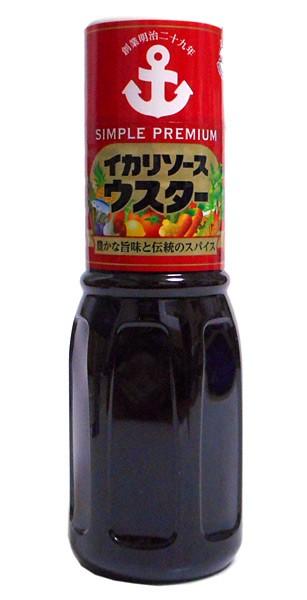 イカリソース ウスターソース ×20個【イージャパンモール】