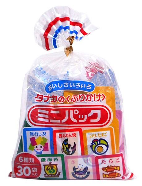 田中食品 ミニパック 30P ×25個【イージャパンモール】