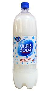 ★まとめ買い★ アサヒ カルピスソーダ 1.5L ×8個【イージャパンモール】
