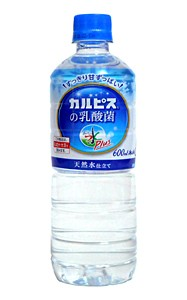 ★まとめ買い★ アサヒ おいしい水プラスカルピス乳酸菌600ml ×24個【イージャパンモール】