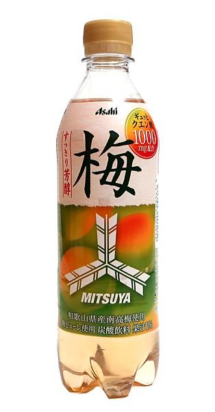 ★まとめ買い★ アサヒ 三ツ矢梅500ml ×24個【イージャパンモール】