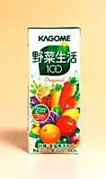 ★まとめ買い★ カゴメ 野菜生活100 オリジナル 200ml ×24個【イージャパンモール】